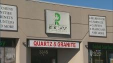 Renovation, Ridgeway Design Centre, Pat Foran