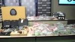 Massive drug seizure - Calgary