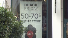 Are Black Friday sales bigger than Boxing Day?