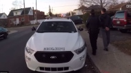 Several arrests were made in sweeping police raids against a drug ring on Thursday. (Image: Longueuil police/YouTube)