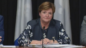 Quebec Auditor General  Guylaine Leclerc called the province's efforts to teach immigrants French a failure in a report released Thursday.