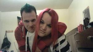 Scott Bakker and Amanda Dumont are seen in this undated photo. (Facebook)
