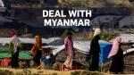 Bangladesh strikes deal to send Rohingya back