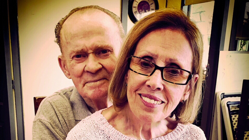 Jann Arden's parents