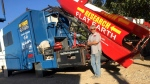 News Channel:  Launching a self-made rocket
