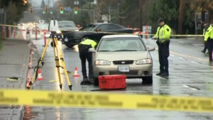 Pedestrian badly injured in Abbotsford crash