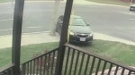 Caught on Cam: Car smashes into house