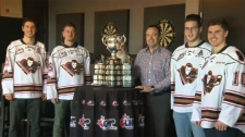 Memorial Cup at Kensington Legion