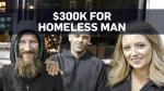 Stranded driver pays back homeless man's act of ki