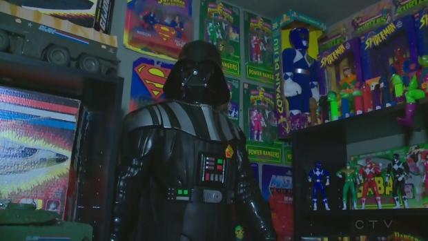 Man Cave Northwestern Ontario : Yxe cribs the ultimate man caves ctv saskatoon news