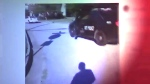 Georgia man records himself stealing police car