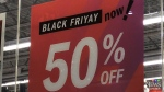 Black Friday sales draw big crowds