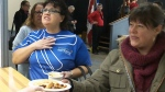 Hundreds come out for LITE breakfast