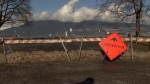 Vancouver's king tide preparations have cost about $45,000 while Delta has spent some $60,000.