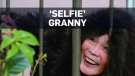 89-year-old granny takes amazing 'selfies'