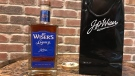 J.P. Wiser's releases 125 special bottles of legacy whiskey in Windsor, Ont., on Friday, Nov. 24, 2017. (Angelo Aversa / CTV Windsor)