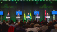 Saskatchewan Party debate