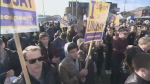 Laurier, free speech, rally