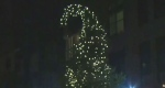 CTV Montreal: Lighting the ugly tree