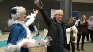 WestJet's Christmas surprise