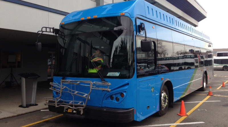 Going electric: BC Transit aims to convert fleet to electric buses by 2040