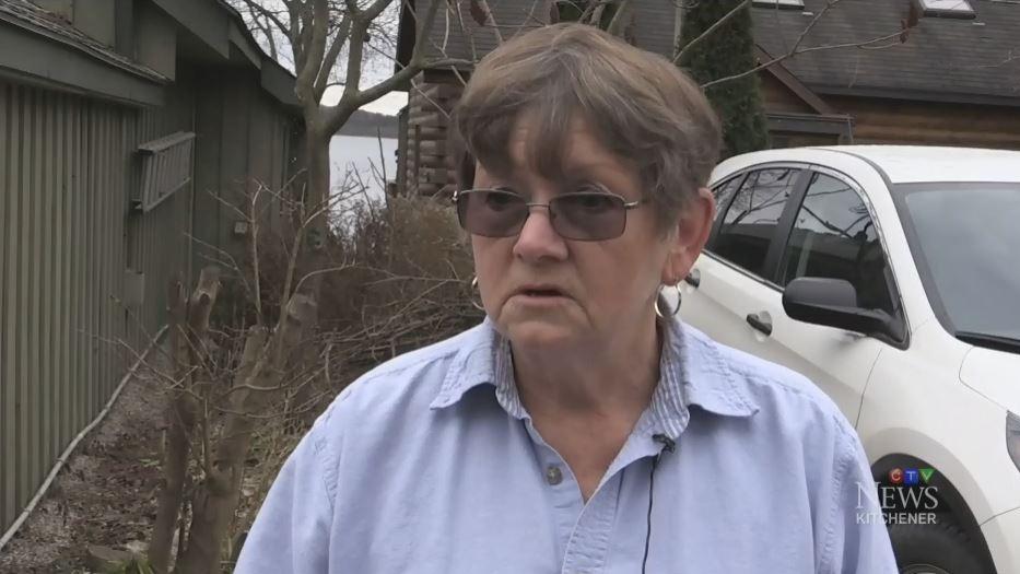 Donna O'Krafka said she's proud of where she lives.