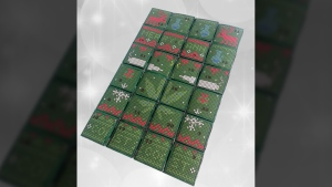 cannabis advent calendar