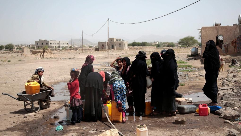 Yemen vaccines