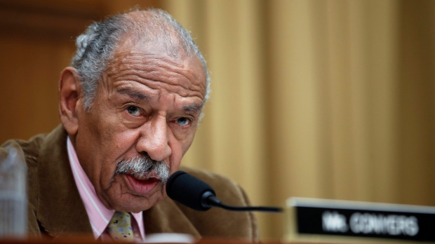 Conyers ally calls on him to resign amid misconduct claims