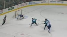 Sharks beat Jets