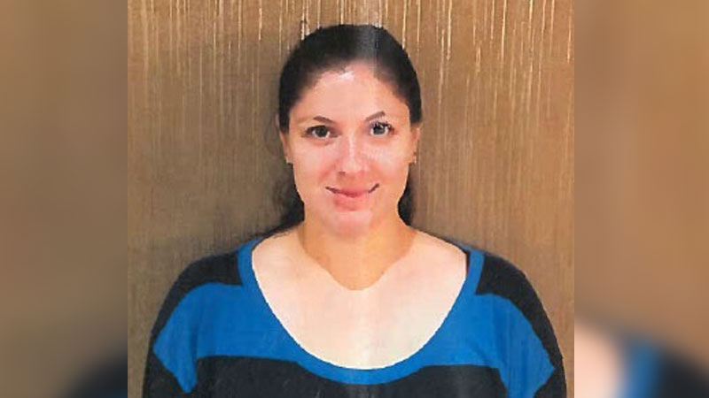Alison Leanne Raspa is seen in this undated photo distributed by Whistler RCMP.