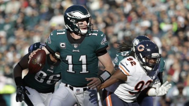 NFL scores: Eagles beat Bears for ninth straight win   CTV ...