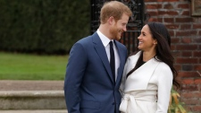 Harry Meghan Markle engaged