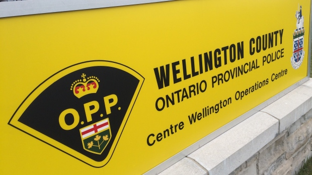 Wellington County OPP