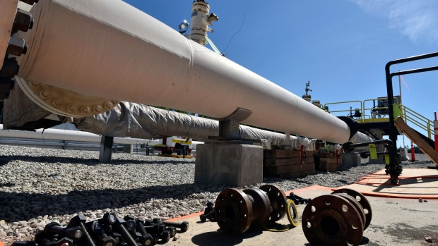 Great Lakes pipeline