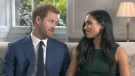 CTV News Channel: Harry and Meghan on the proposal