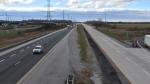 Highway 401 in Chatham-Kent, Monday, Nov. 27, 2017. (Chris Campbell / CTV Windsor)