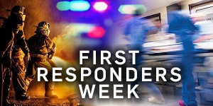 First Responders Week - Sponsored by Tim Hortons