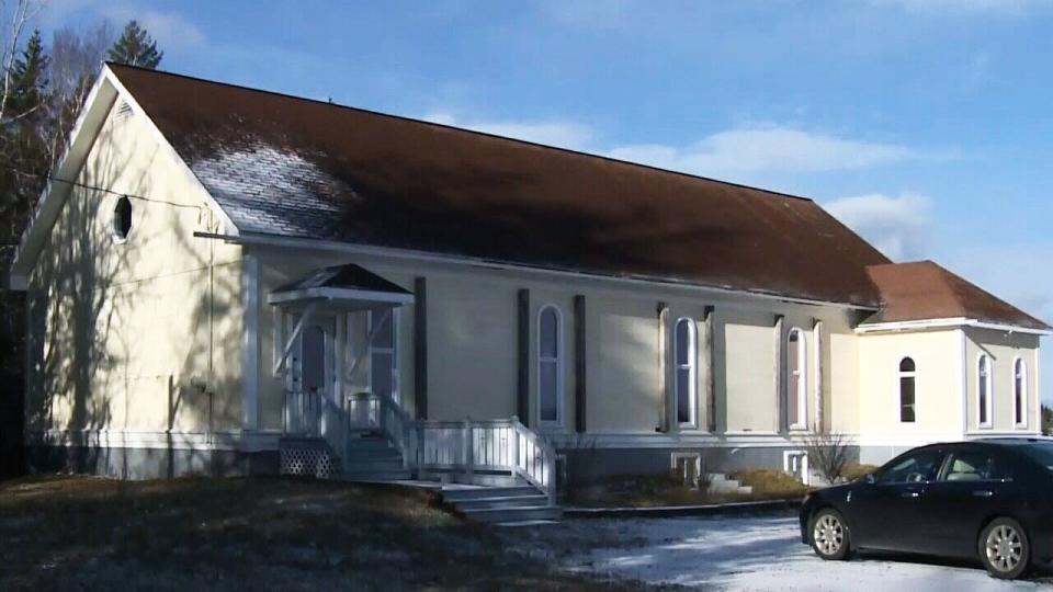 Church of Christ in St. George, N.B.