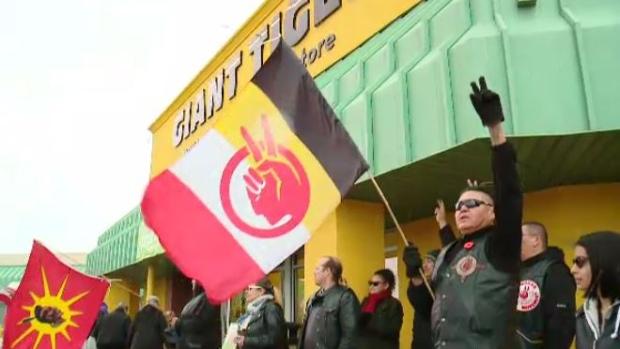 The American Indian Movement (AIM) Saskatchewan