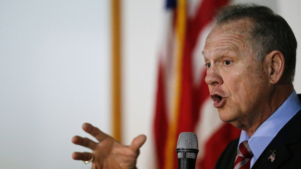 Notwithstanding a series of explosive sexual misconduct allegations, Moore had the strong backing of Donald Trump, but still lost to Democrat Doug Jones -- the first time that party won a seat in Alabama in a quarter century.