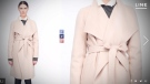 Markle coat (Line website)