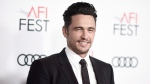 James Franco attends the centrepiece gala presentation of 'The Disaster Artist' during the 2017 AFI Fest at the TCL Chinese Theatre on Sunday, Nov. 12, 2017, in Los Angeles. (THE CANADIAN PRESS/AP-Invision-Richard Shotwell)