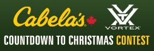 Cabela's Countdown to Christmas
