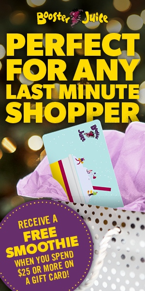 Booster Juice Gift Cards