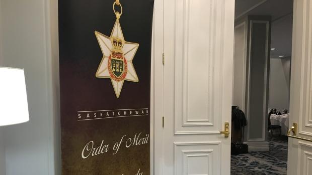 2017 Saskatchewan Order of Merit awards
