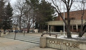 Red Deer Courthouse