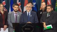 Calls for tougher gun control laws in Canada