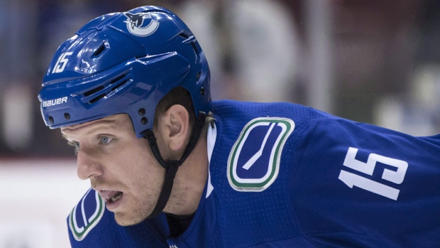 Canucks' Dorsett won't return due to health risks