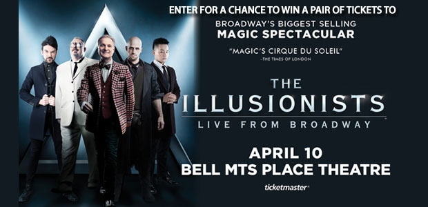 The Illusionists Banner